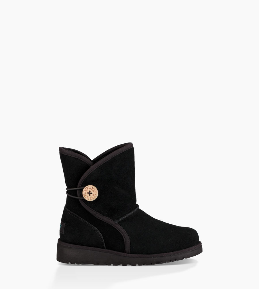 CHEAP UGG YOUTH FABIAN BLACK ONLINE