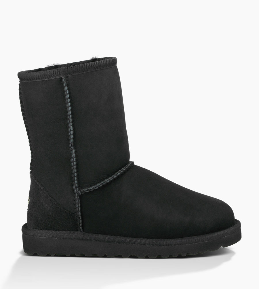 CHEAP UGG YOUTH CLASSIC BLACK ONLINE