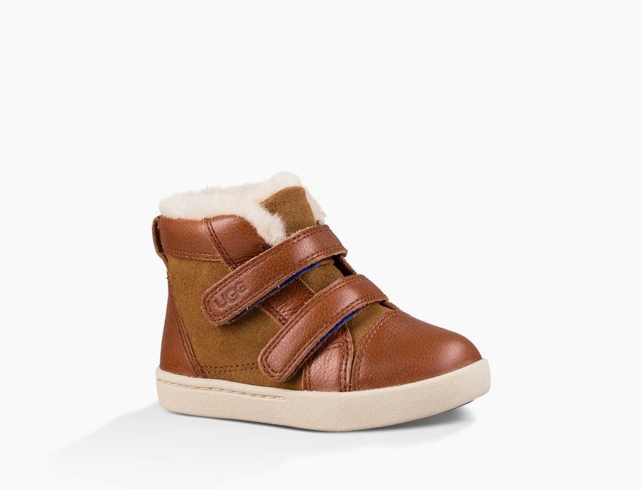 CHEAP UGG TODDLERS RENNON CHESTNUT ONLINE