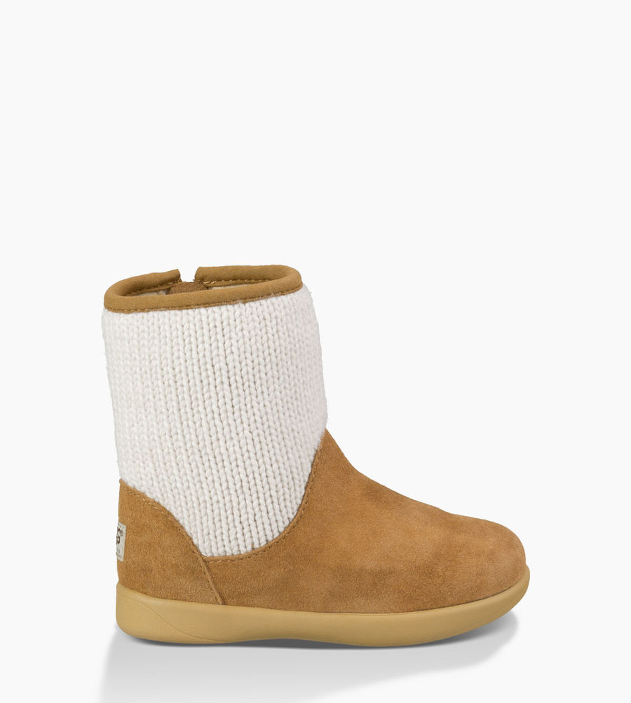 CHEAP UGG TODDLERS DOVE CHESTNUT ONLINE