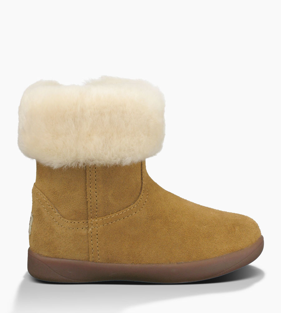 CHEAP UGG TODDLERS JORIE II CHESTNUT ONLINE