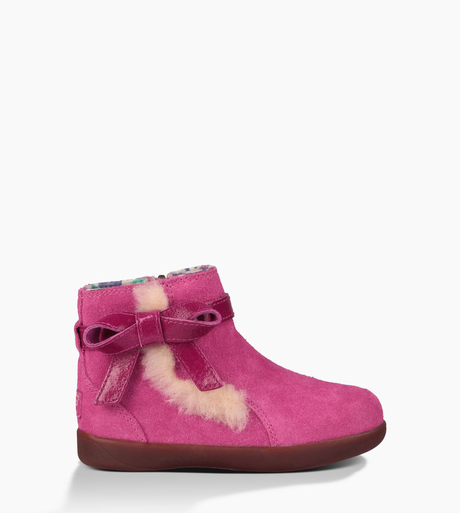 CHEAP UGG TODDLERS LIBBIE RASPBERRY SORBET ONLINE