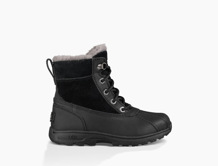 CHEAP UGG KIDS' LEGGERO BLACK ONLINE