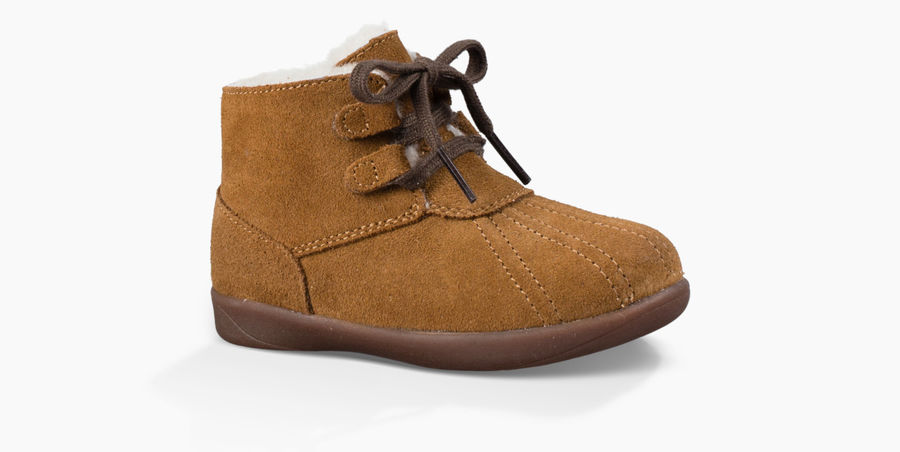 CHEAP UGG TODDLER'S PAYTEN CHESTNUT ONLINE