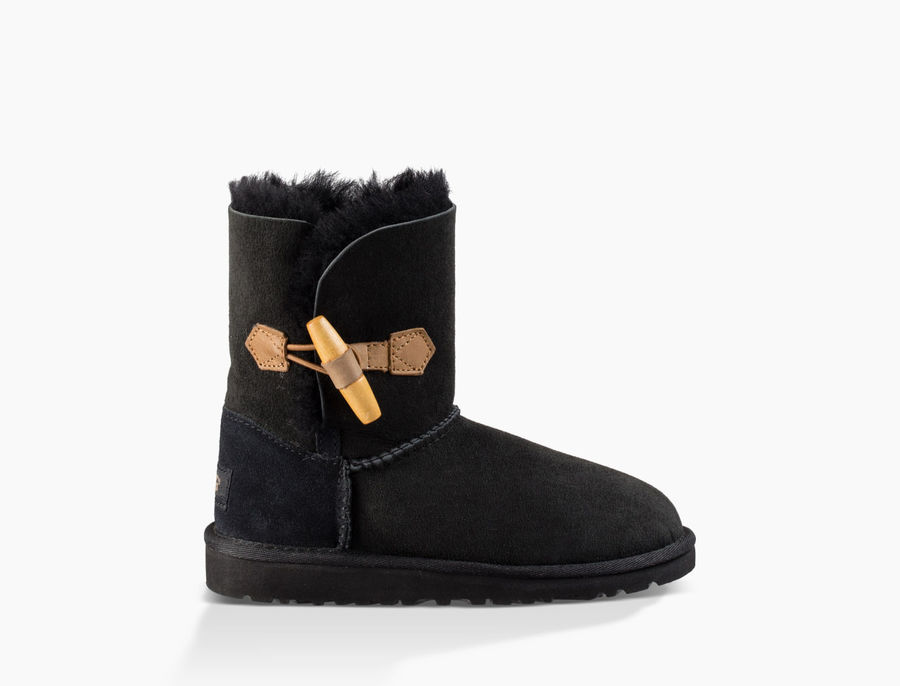 CHEAP UGG TODDLER'S EBONY BLACK ONLINE