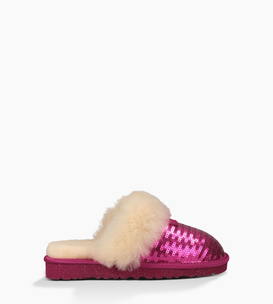 CHEAP UGG YOUTH DAZZLE FUCHSIA ONLINE