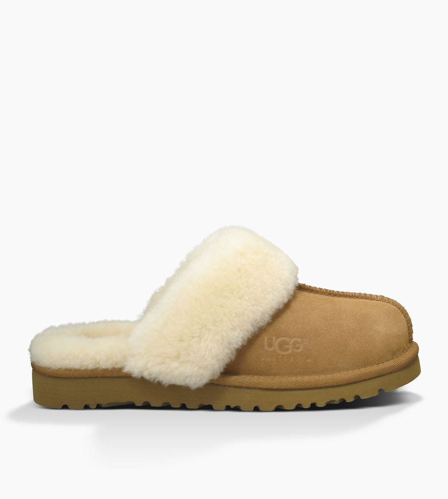 CHEAP UGG YOUTH COZY CHESTNUT ONLINE