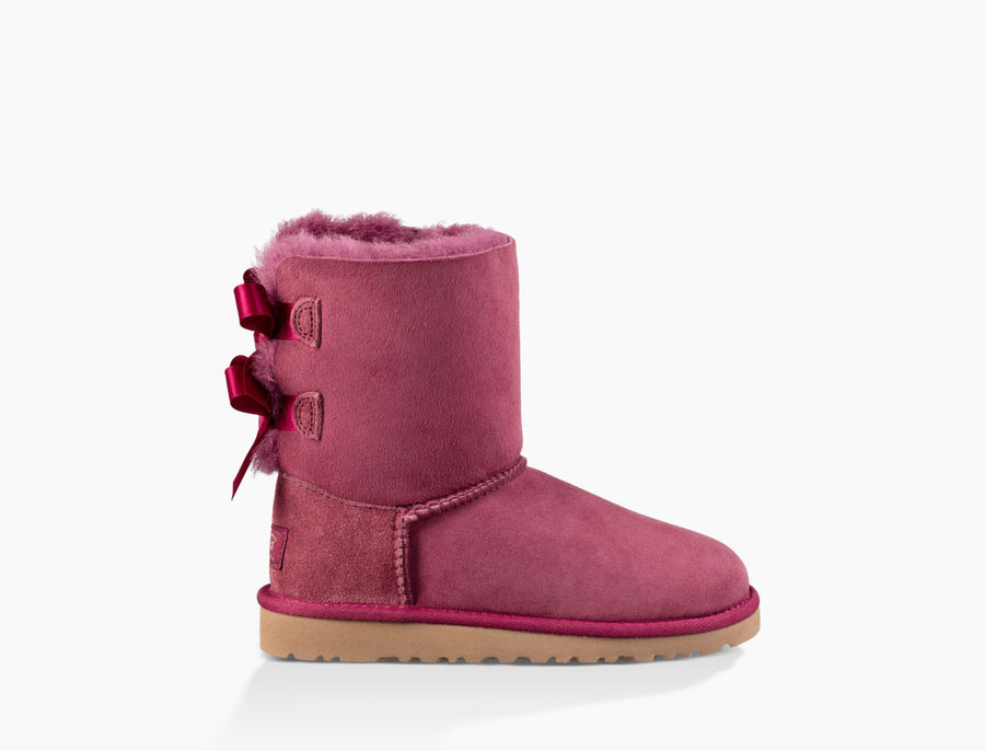 CHEAP UGG YOUTH BAILEY BOW BOUGAINVILLEA ONLINE