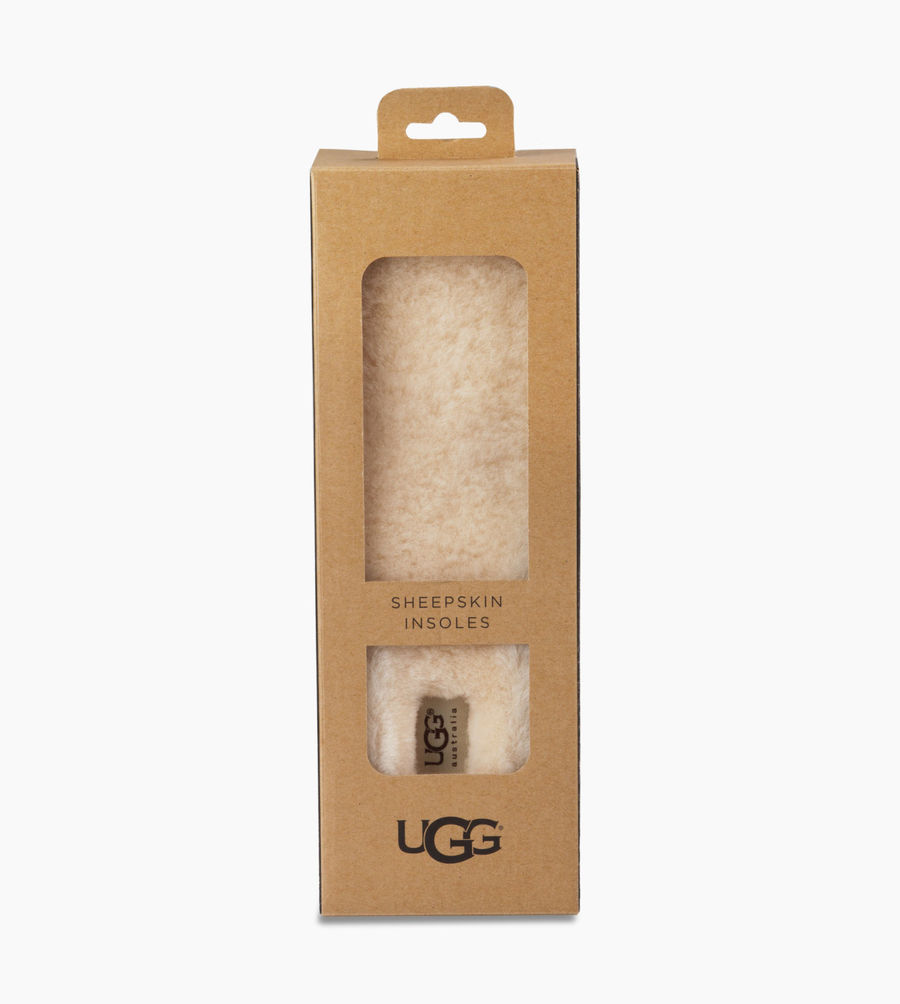 CHEAP UGG MEN'S SHEEPSKIN INSOLE WHITE ONLINE
