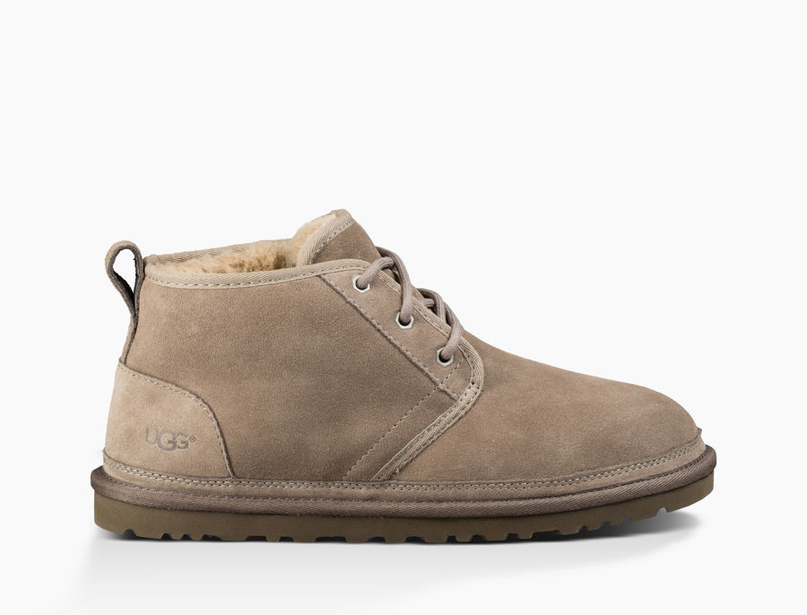 CHEAP UGG MEN'S NEUMEL DARK FAWN ONLINE