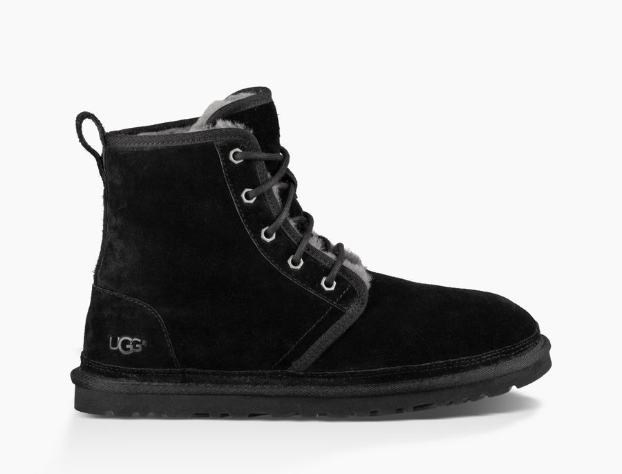 CHEAP UGG MEN'S HARKLEY BLACK ONLINE
