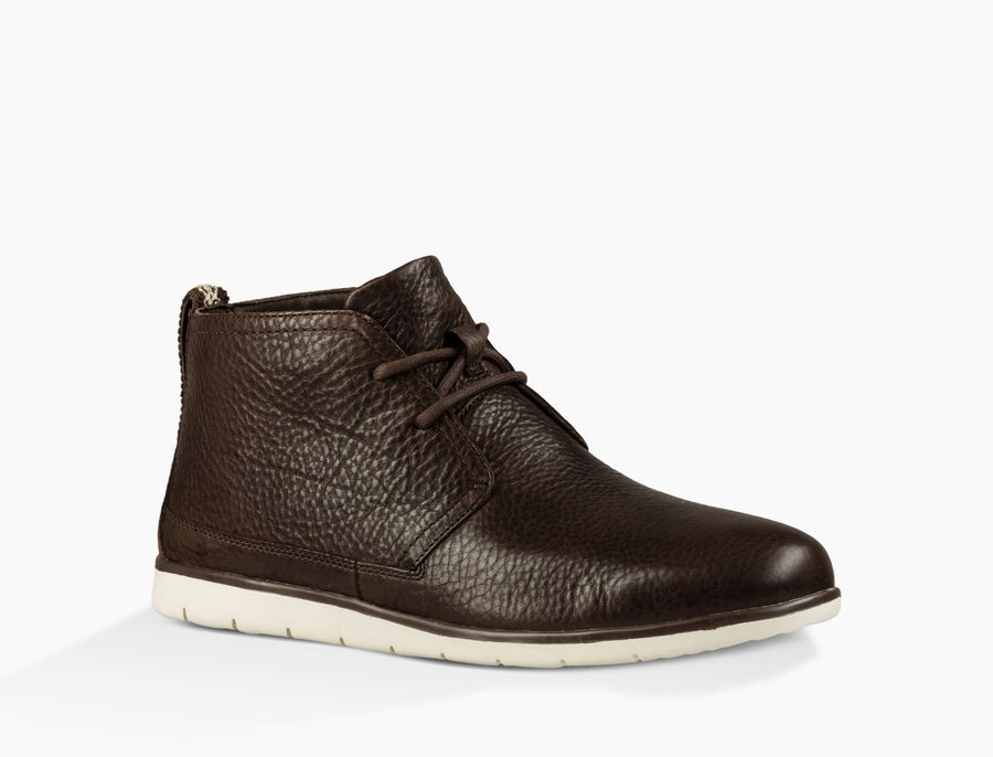 CHEAP UGG MEN'S FREAMON LEATHER ESPRESSO ONLINE