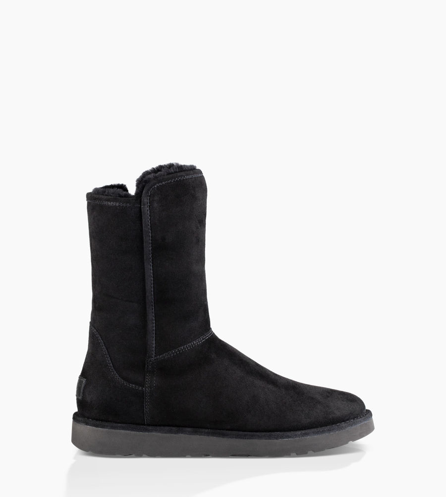 CHEAP UGG WOMEN'S ABREE II SHORT BLACK ONLINE