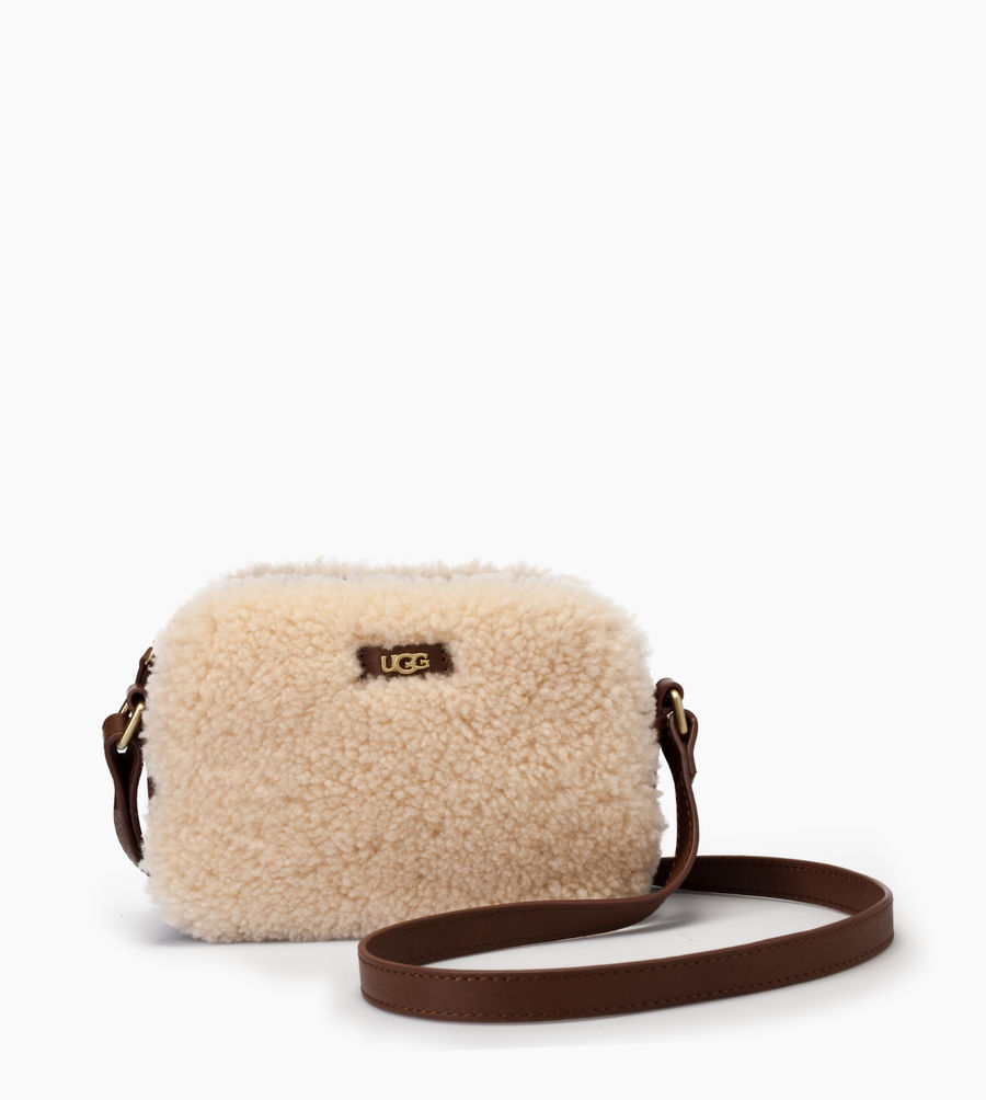 CHEAP UGG WOMEN'S CLAIRE BOX ZIP CHESTNUT ONLINE