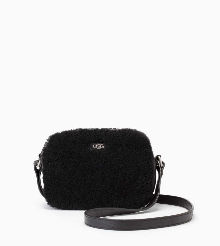 CHEAP UGG WOMEN'S CLAIRE BOX ZIP BLACK ONLINE