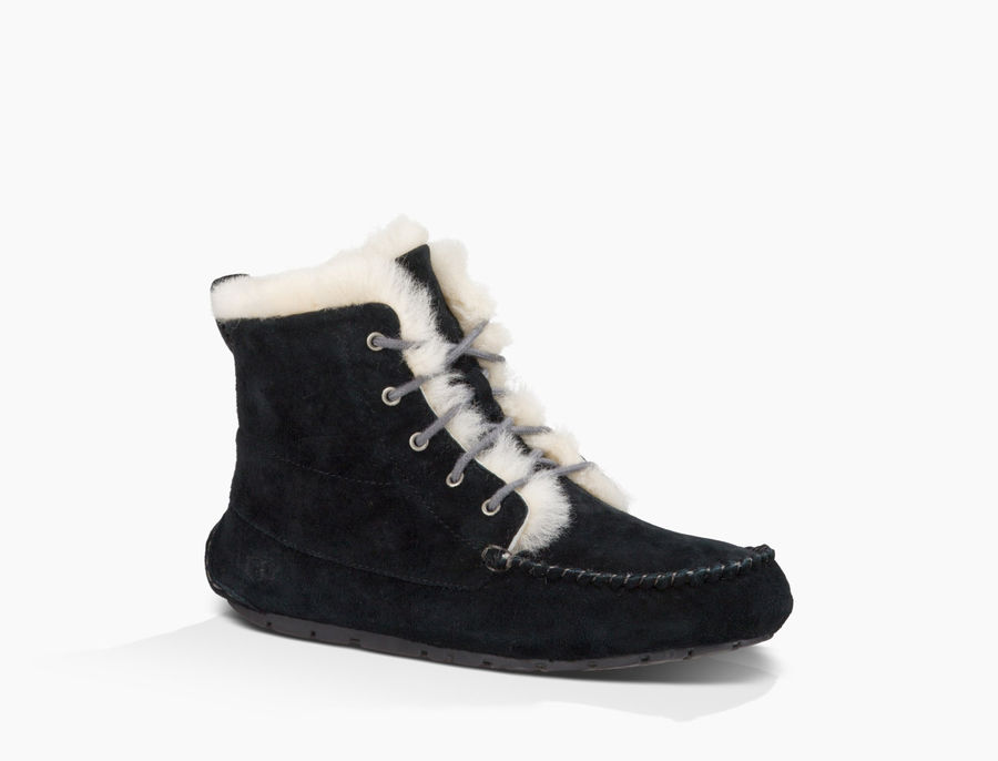 CHEAP UGG WOMEN'S CHICKAREE BLACK ONLINE